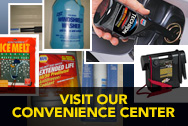 Movin' & Lubin Convenience Center